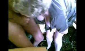 Granny and hubby having fun on cam. Amateur older xVideos