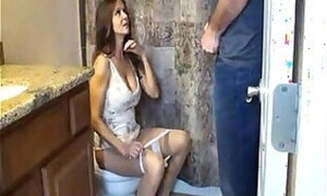 Mommy wants son's dick in her pussy, NOW