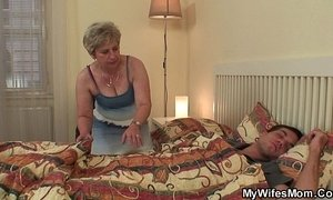 Mother in law taboo sex revealed! xVideos