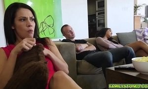 Chad plowing Maya Bijou pussy from behind doggystyle xVideos
