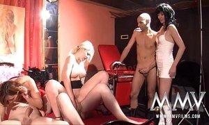 MMV Films German sex in a sex club