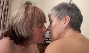 Lesbians grannies and neighbour xVideos