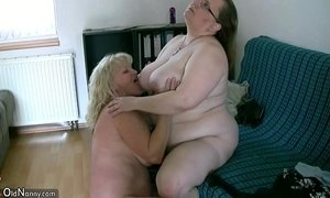 Very chubby girl and old granny suck dick xVideos