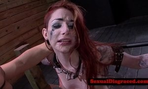 Sheena rose gets humiliated as she gets cumshots xVideos