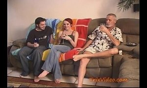 I'll watch while you fuck my daughter xVideos