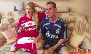 Step-dad Seduce Young Not Step-daughter to Fuck His Big - xxxmilf.pro xVideos