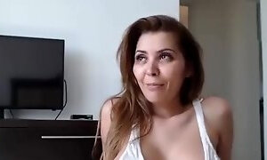 Gorgeous Hot Whore Cumming On Live Camshow