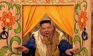 Russian Grandma Tales - Zalushka (Cinderella) - Part 1