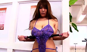 This Japanese cuties boobs were made for titty fucking