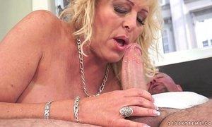Lusty Grandma Magdi amazing cock riding xVideos