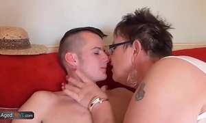 AgedLovE Chubby Grannies Hardcore With Handy Guys xVideos