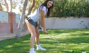 Go for golf Beeg