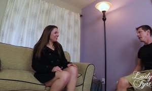 Whore Sister Pounded by Bro Mallory Sierra Laz Fyre