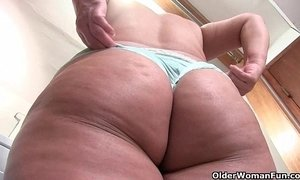 Chubby grandma Fannie collection xVideos
