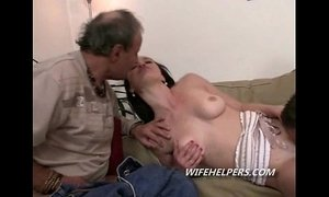 Sexy wife allowed to fuck another man xVideos