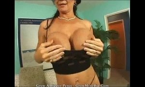 milf sucking and fucking huge dick awesome tits