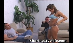 Hubby And Wife Cum Over For A Surprise xVideos