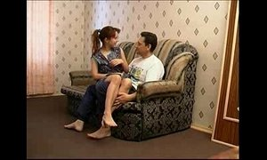 Father And Young Daughter SEX!!! RUSSIA xVideos