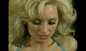 Holly Body and Rebecca Wild in a foursome xVideos