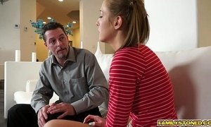 Returning the favor by sucking step dads cock xVideos