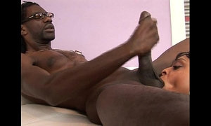 Sexy ebony with big naturals banged by a black cock xVideos