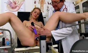 Ebba Gyno Exam