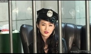 MLDO-139 A prisoner is dominated by a woman guard in ejaculation management xVideos